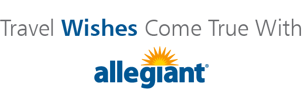 Travel Wishes Come True with Allegiant