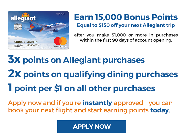 Allegiant Air - Cheap Flights, Air+Hotel Packages