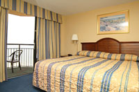 Partial Ocean View Suite with King Bed