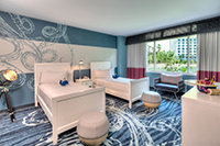 Kids Suite with Twin Beds