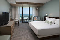Gulf View Room with King Bed