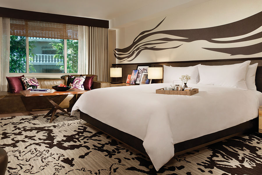 Luxury Room with King Bed
