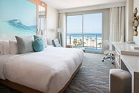 Ocean Front Room with King Bed