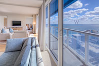 Two Bedroom Residential Suites View