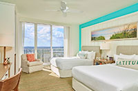 Sunset Room with Two Queen Beds