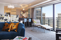 Terrace Wraparound Suite