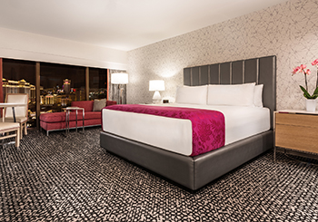 Flamingo Room with King Bed