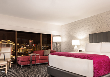 Flamingo Room with Two Queen Beds