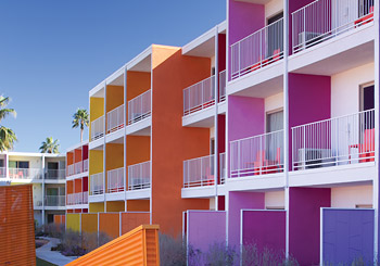 The Saguaro Palm Springs hotel slideshow image 0