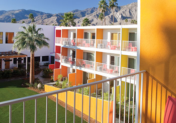 The Saguaro Palm Springs hotel slideshow image 1