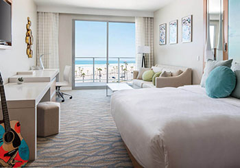 Ocean View Studio with King Bed