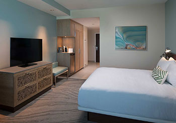 Pool View Room with King Bed