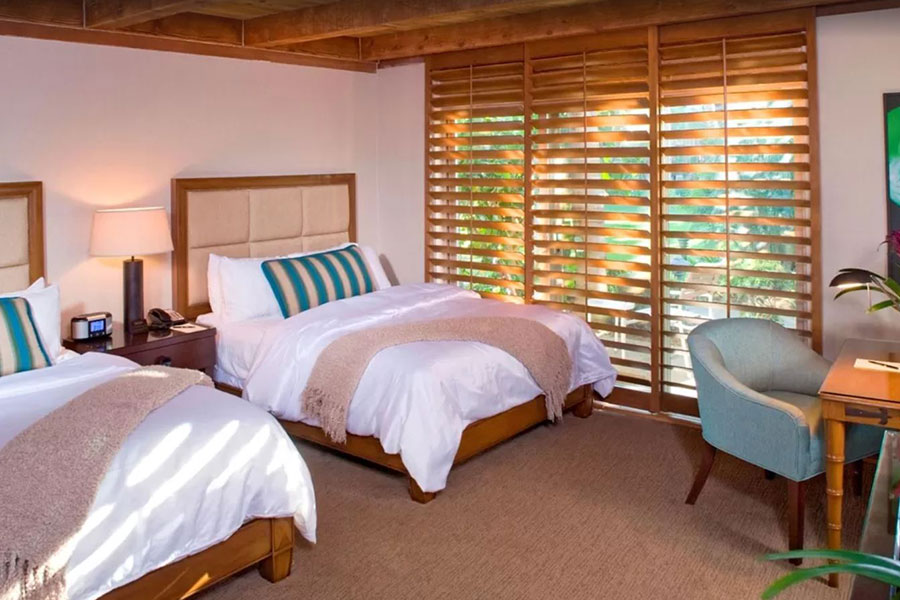 Tropical View Room with Two Queen Beds