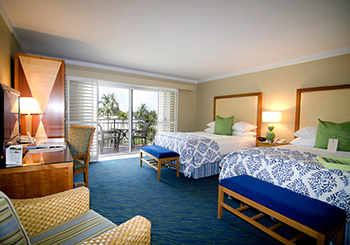 Resort View Room with Two Double Beds