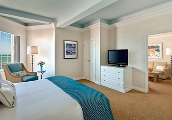 Luxury Junior Suite with King Bed
