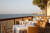 Marriott Suites Clearwater Beach hotel restaurant image