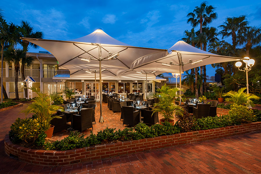 Palm Court Italian Grill