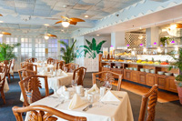 TradeWinds Island Grand Beach Resort hotel restaurant image