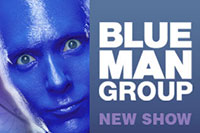 Shows - Blue Man Group