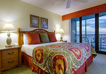 Gulf View Suite with King Bed