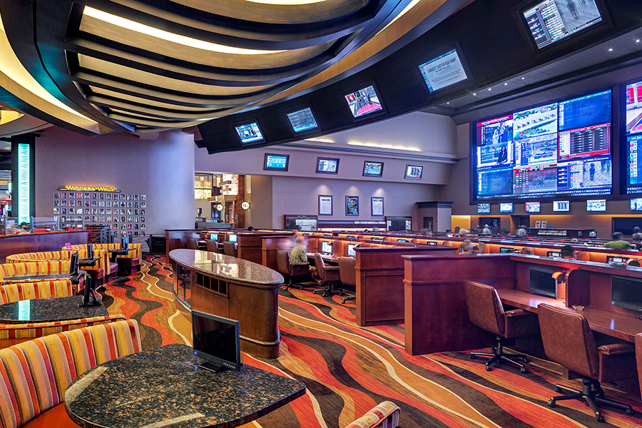 Casino Race & Sportsbook
