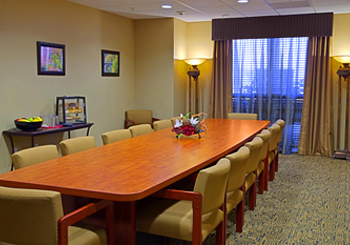 Best Western Legacy Inn & Suites conference room