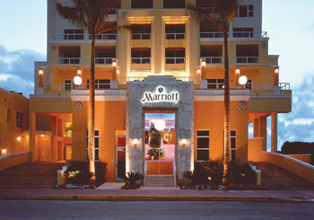 Marriott Stanton South Beach hotel slideshow image 1
