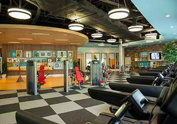 Jack Lanne Fitness Center