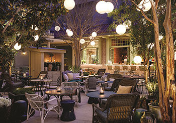 Primrose Outdoor Dining