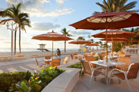 Hollywood Beach Marriott hotel restaurant image