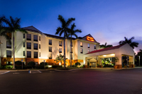 Hampton Inn & Suites Fort Myers Beach/ Sanibel Gateway hotel image