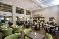 Hampton Inn & Suites Fort Myers Beach/ Sanibel Gateway hotel restaurant image