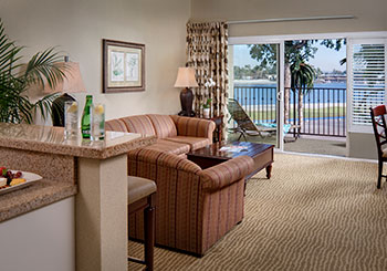 Suite with Bay View