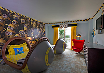 Despicable Me Suite