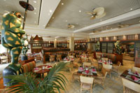 Loews Royal Pacific Resort at Universal Orlando hotel restaurant image
