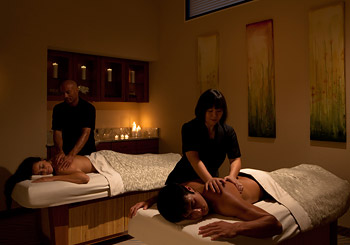 Spa Couples Treatment