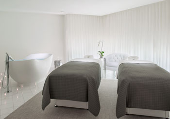Ciel Spa Treatment Room Double