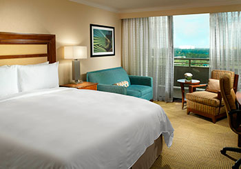 Resort View Room with King Bed