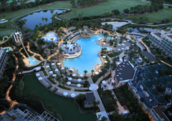 Orlando World Center Marriott hotel slideshow image 2