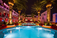 Pool at Drai's Beach Club