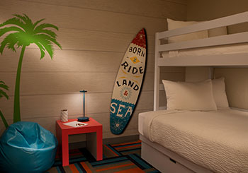 Suite Kids Rooms with Bunkbeds