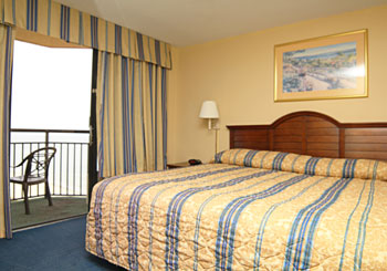 Partial Oceanview Suite with King Bed