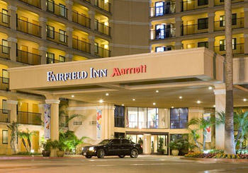Fairfield Inn Anaheim Disneyland Resort hotel slideshow image 0
