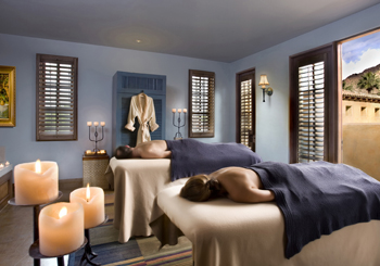 Spa Couples Treatment Room