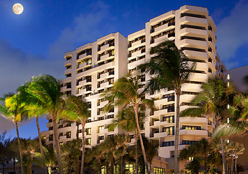 Fort Lauderdale Marriott Harbor Beach Resort & Spa hotel slideshow image 1