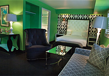 Cabana Junior Suite with King Bed