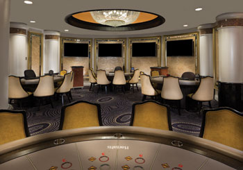 Casino High Limit Room