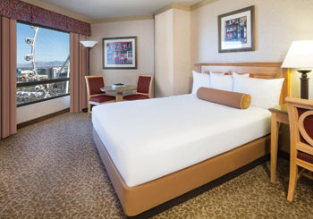 High Roller King Bed Room