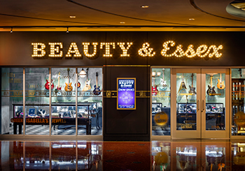 Beauty & Essex Store Front