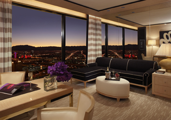 Panoramic Suite Living Area